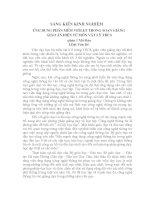 ỨNG DỤNG PM VIOLET TRONG SOẠN GIẢNG GIÁO ÁN ĐIỆN TỬ MÔN LÍ THCS