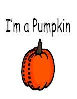 I AM A PUMPKIN