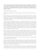 VĂN HÓA NGƯỜI MÔNG   MỘT GIÁ TRỊ VH TRONG CỘNG ĐÒNG CÁC DT VIỆT NAM