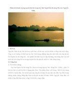 Phân tích hình tượng người lái đò trong tùy bút Người lái đò sông Đà của Nguyễn Tuân