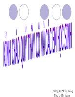 Bài 46. Cơ chế điều hoà sinh sản