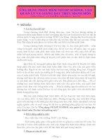 ỨNG DỤNG PHẦN MỀM NETOP SCHOOL VÀO QUẢN LÝ VÀ GIẢNG DẠY THỰC HÀNH MÔN TIN HỌC 12 TRÊN PHÒNG MÁY