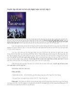 Tuyển tập đề bài và bài văn Nghị luận xã hội, tập 2