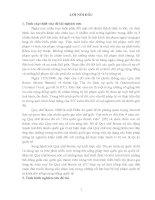 NHỮNG vấn đề PHÁP lý cơ bản về tòa án HÌNH sự QUỐC tế (ICC) THEO QUY CHẾ ROME 1998 và XU THẾ hội NHẬP của VIỆT NAM