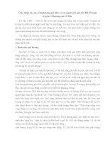 Phân tích truyện ngắn Cố hương của Lỗ Tấn