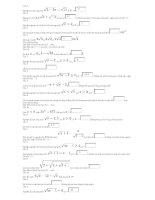 Đề thi violympic toán lớp 9 vong 1 II