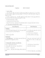 Giáo án tiếng việt 5 tuần 9 bài tập đọc đất cà mau