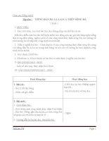 Giáo án tiếng việt 5 tuần 7 bài tập đọc tiếng đàn ba la lai ca trên sông đà