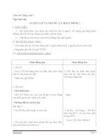 Giáo án tiếng việt 5 tuần 15 bài kể chuyện tập làm văn luyện tập tả người (tả hoạt động)
