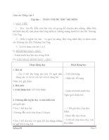 Giáo án tiếng việt 5 tuần 16 bài tập đọc thầy thuốc như mẹ hiền
