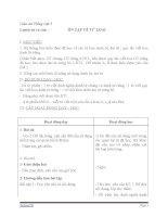 Giáo án tiếng việt 5 tuần 14 bài luyện từ và câu ôn tập về từ loại