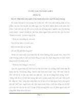 Tuyển tập những bài văn mẫu lớp 7_Phần 2