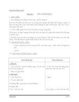 Giáo án tiếng việt 5 tuần 12 bài tập đọc mùa thảo quả