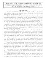 tập làm văn 9   Đóng vai nhân vật kể lại câu chuyện