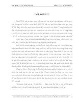XÂY DỰNG VÀ HOÀN THIỆN CƠ CẤU TỔ CHỨC BỘ MÁY QUẢN LÝ TẠI CÔNG TY ĐẦU TƯ  XÂY DỰNG HÀ NỘI