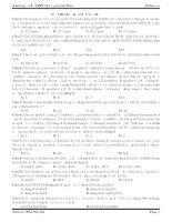 Đề thi thử môn hóa MClass số 8