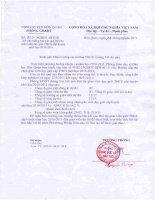 Kết quả hội thi giáo viên dạy giỏi THCS cấp huyện năm học 2010 2011