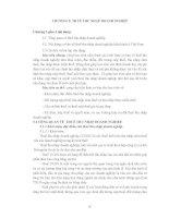 Giáo trình Nghiệp vụ Thuế (Giáo trình đào tạo từ xa): Phần 2