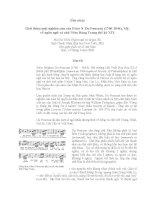 Giới thiệu một nghiên cứu của Peter S. Du Ponceau (1760-1844), Mỹ, về ngôn ngữ và chữ Nôm Đàng Trong thế kỷ XIX