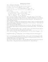Bài tập lớp 4 dành cho học sinh giỏi( Toàn )