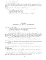 Giáo trình Kế toán quản trị (Giáo trình đào tạo từ xa): Phần 2