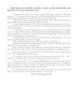 BÀI PHÁT BIỂU CỦA GIÁO VIÊN TẠI LỄ TỔNG KẾT NĂM HỌC   BIỆN PHÁP NÂNG CAO CHẤT LƯƠNG GD (NĂM HỌC 2010   2011)