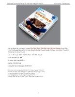 Chinh phục bài tập đọc hiểu tiếng anh  tập 1 lovebook