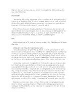 Phân tích diễn biến tâm trạng nhân vật Mị (Vợ chồng A Phủ) trong đêm tình mùa xuân ở Hồng Ngài