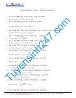 1000 bài tập chọn lọc môn Toán theo chuyên đề và dạng  có lời giải chi tiết4 chuyên đề nguyên hàm   tích phân