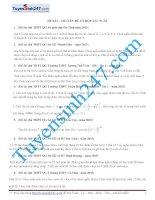 1000 bài tập chọn lọc môn Toán theo chuyên đề và dạng  có lời giải chi tiết  7 chuyên đề tổ hợp xác suất