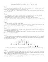 Đề kiểm tra HSG lớp 9 đề 4