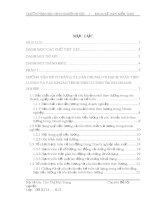 Hoàn thiện công tác kế toán  tiền lơng và các khoản trích theo lơng tại Xí nghiệp chế biến thuỷ sản Xuân Thuỷ