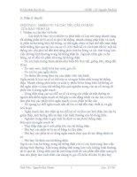 đồ án môn học bảo vệ rơle