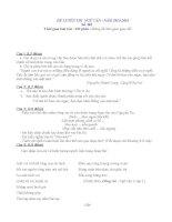 Đề thi và gợi ý thi học sinh giỏi môn ngữ văn lớp 9 tham khảo bồi dưỡng (12)