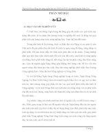 Phân tích hoạt động tín dụng ngắn hạn của Ngân hàng Nông Nghiệp và Phát Triển Nông Thôn Chi nhánh huyện Đầm Dơi, tỉnh Cà Mau