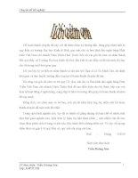 PHÂN TÍCH THỰC TRẠNG VÀ GIẢIPHÁP CÔNG TÁC HỖ TRỢ SAU ĐẦU TƯ CỦA NGÂN HÀNG PHÁT TRIỂN VIỆT NAM CHI NHÁNH TỈNH THỪA THIÊN HUẾ ĐỐI VỚI CÁC DOANH NGHIỆP