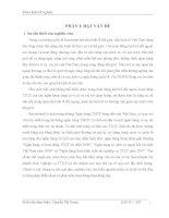 GIẢI PHÁP PHÁT TRIỂN HOẠT ĐỘNG TTQT TẠI NGÂN HÀNG TMCP  SACOMBANK CHI NHÁNH  HUẾ