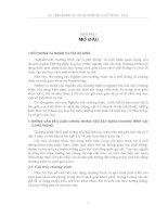 BÀI GIẢNG NGHIÊN CỨU TRƯƠNG TRÌNH VẬT LÍ PHỔ THÔNG