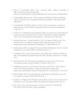 Cách trình bày Tài liệu tham khảo (References) trong luận văn tiếng Anh - MBA quốc tế
