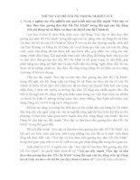 """Tiểu luận cuối khóa: Tiếp tục đẩy mạnh """"Học tập và làm theo tấm gương đạo đức Hồ Chí Minh"""" trong đội ngũ cán bộ cơ quan theo chỉ thị 03 của Bộ Chính trị khóa XI"""