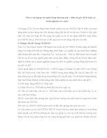 RỦI RO CỦA NGAN HÀNG THƯƠNG MẠI NHÌN TỪ GÓC ĐỘ LÍ LUẬN VÀ KINH NGHIỆM CÁC NƯỚC