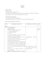 Giáo án toán 1 chương 1 bài 13 số 9 2