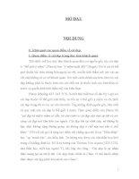 Bài tập hk 8d bàn về phạm trù cái đẹp và ý nghĩa của nó trong đời sống tinh thần của sinh viên hiện nay