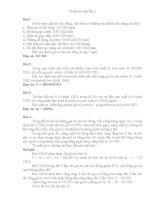 bài tập tổng hợp mac  lênin 2 có đáp án