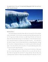 Nghị luận xã hội: Nơi lạnh nhất không phải là Bắc Cực mà là nơi thiếu vắng tình thương