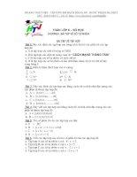 BÀI tập TOÁN lớp 6 cơ bản  NÂNG CAO