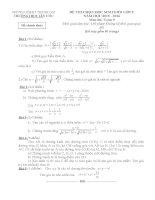 Đề thi và đáp án học sinh giỏi toán lớp 9 năm 2016 tham khảo bồi dưỡng thi (15)