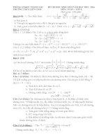Đề thi và đáp án học sinh giỏi toán lớp 9 năm 2016 tham khảo bồi dưỡng thi (9)
