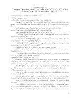 CHƯƠNG mở đầu đối TƯỢNG, NHIỆM vụ và PHƯƠNG PHÁP NGHIÊN cứu môn ĐƯỜNG lối CÁCH MẠNG của ĐẢNG CỘNG sản VIỆT NAM