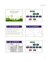Những thay đổi trong Bộ tiêu chuẩn thiết kế điện 2014 của Tổng Công ty Điện Lực Tp.HCM